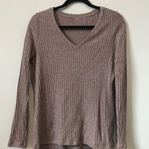 Gap gray long sleeve